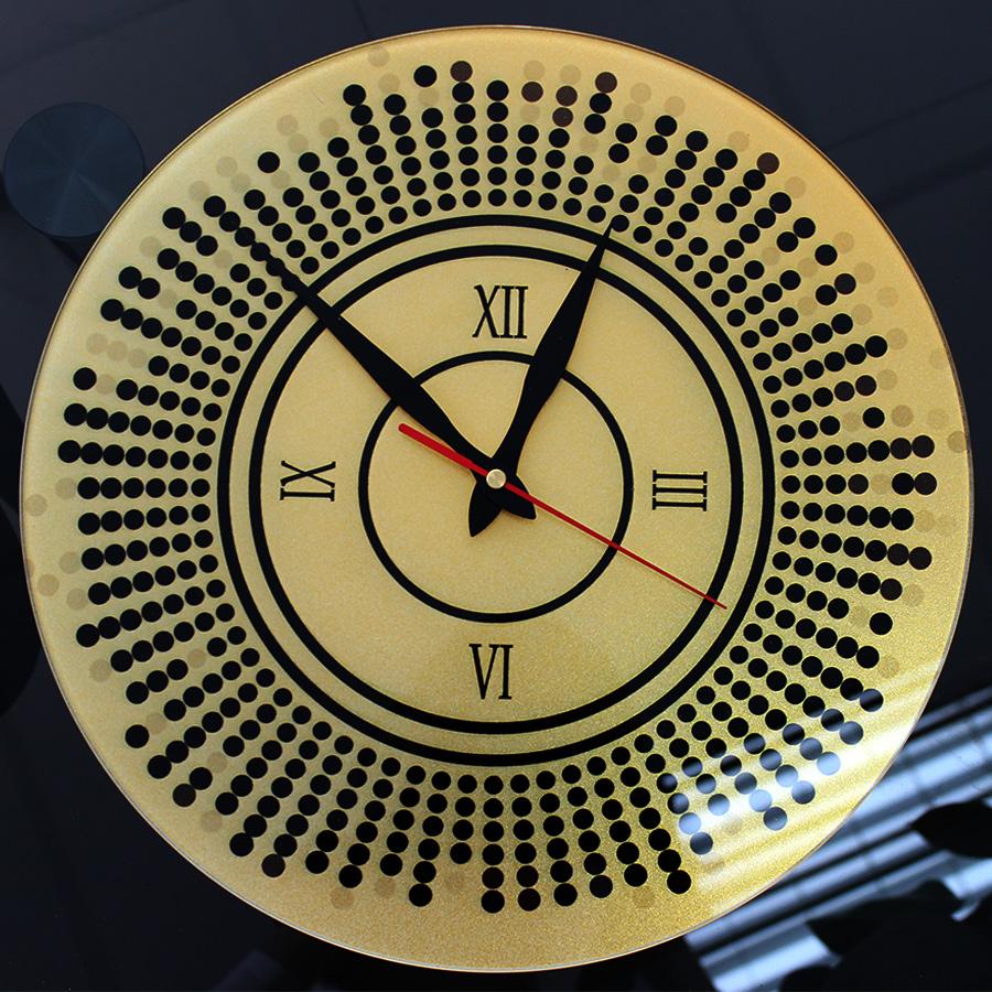 Часы с золотым перламутром3