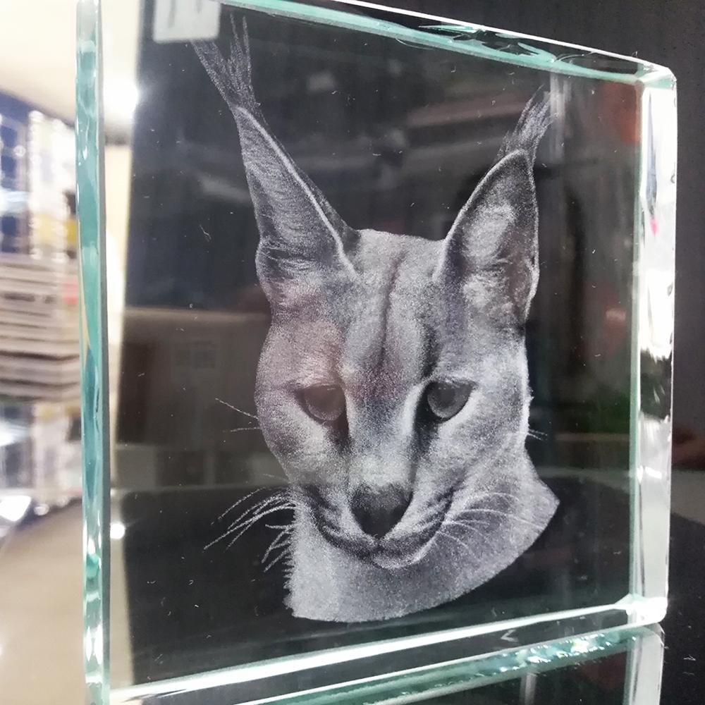 3Д-гравировка в стекле Пермь
