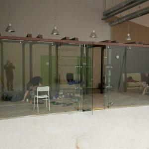 Офисные перегородки из стекла Пермь