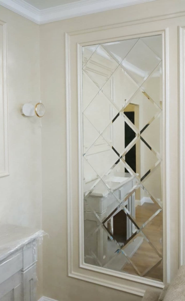 Зеркальная плитка