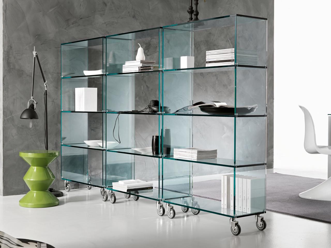 Шкаф стекло