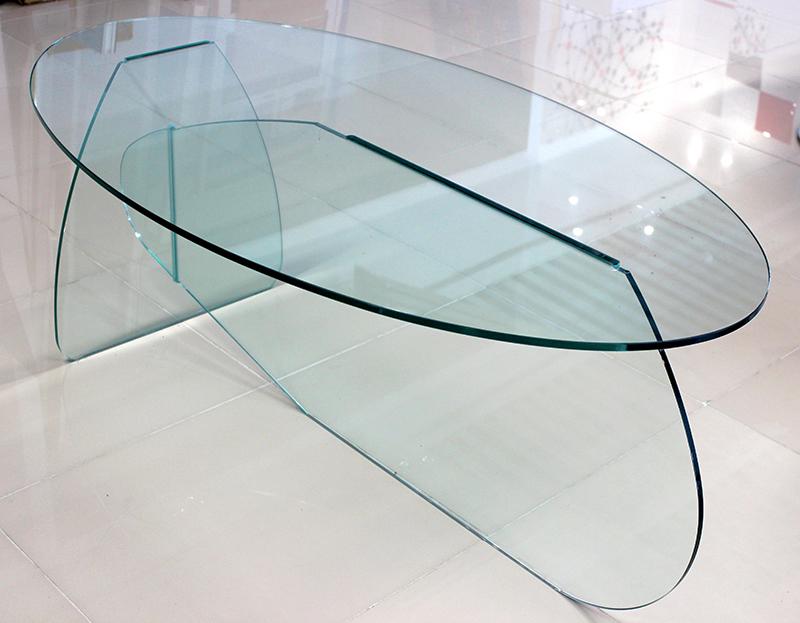 Стол журнальный стеклянный